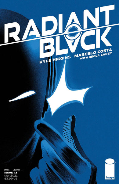 Radiant Black #2 Cover A / Image Comics (17/03/21)