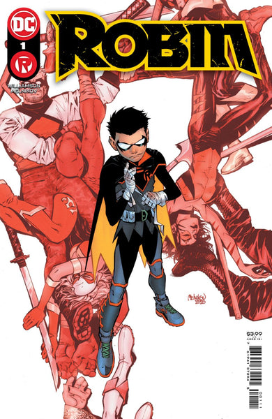Robin #1 Cover A / DC (28/04/21)