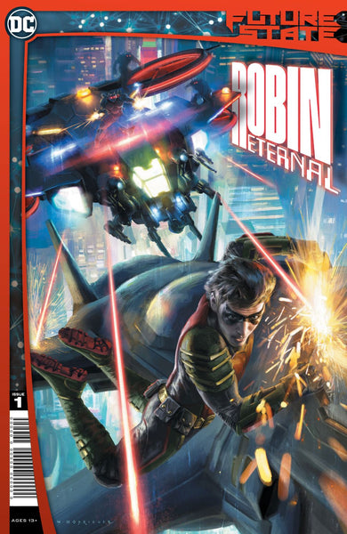 Future State: Robin Eternal #1 / DC (13/01/21)