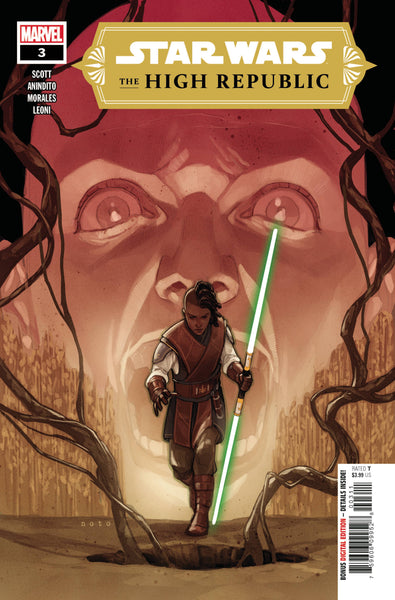Star Wars: The High Republic #3 / Marvel (03/03/21)