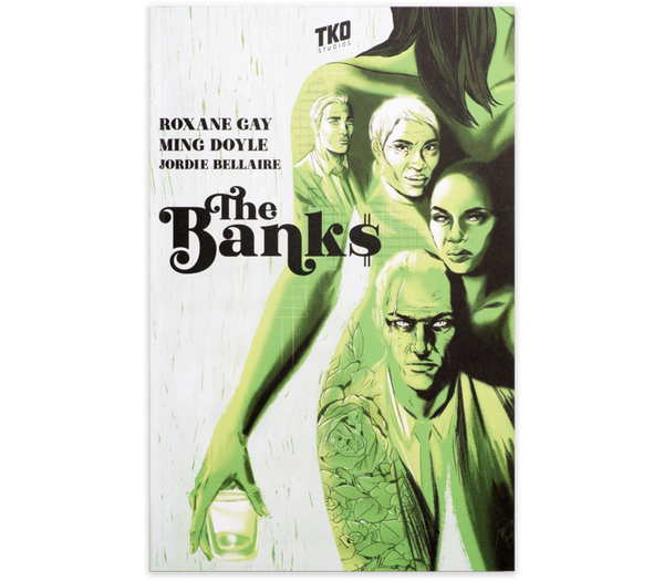 The Banks by Gay & Doyle TPB / TKO Presents