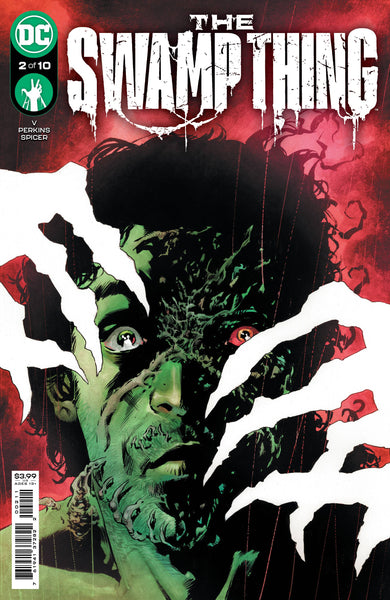 The Swamp Thing #2 / DC Comics (07/04/21)