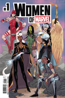 Women of Marvel #1 / Marvel (21/04/21)