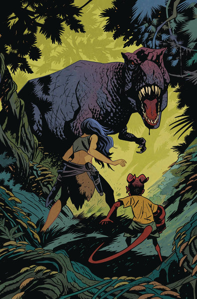 Young Hellboy: The Hidden Land #2 / Dark Horse (31/03/21)