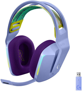 G733 WIRELESS LIGHTSPEED (BLEU/LILA)