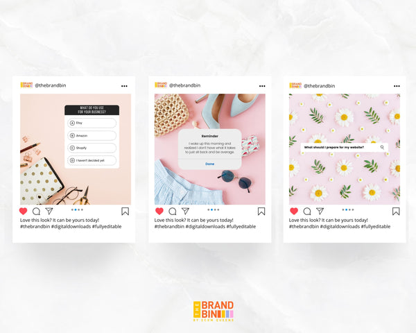 ECommerce Coach Social Media Banners