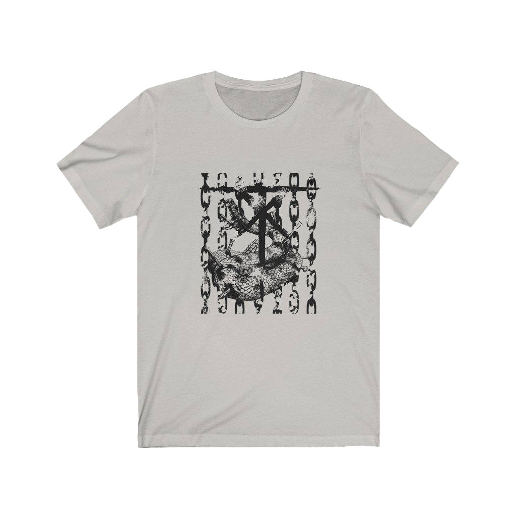 Snake & Chains Tee