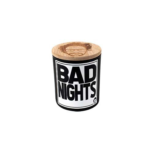BAD NIGHTS SCENTED CANDLE