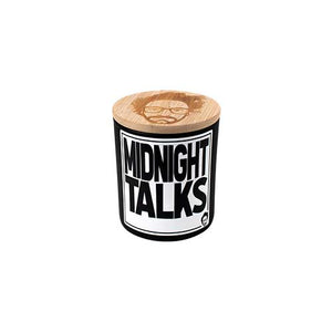 MIDNIGHT TALKS SCENTED CANDLE