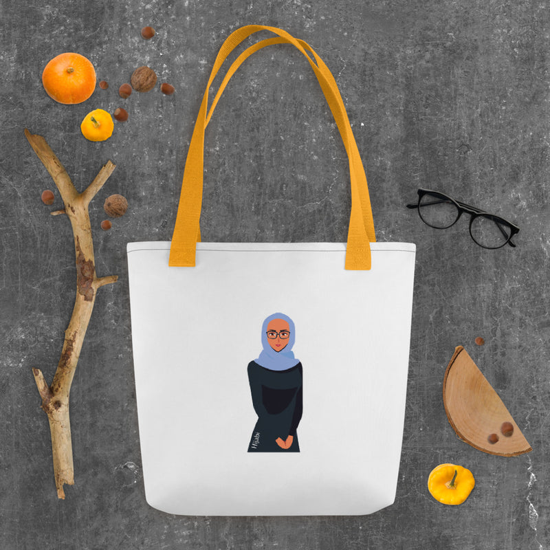 Hijabi shopper - Louisa