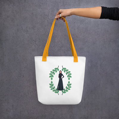Hijabi shopper - Proud