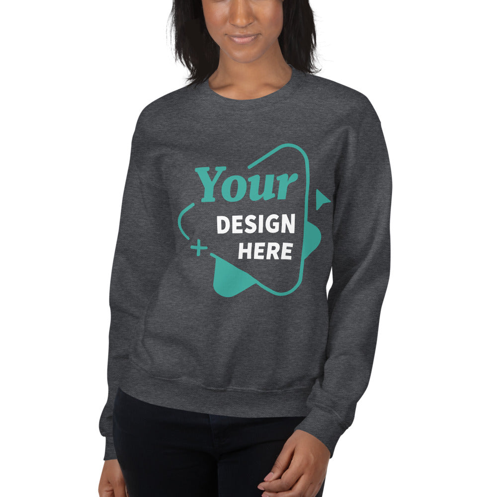 Your own customized Image Sweatshirt
