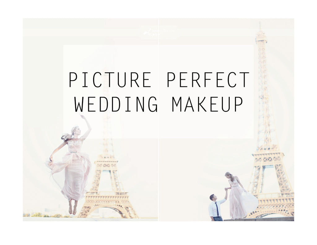 Picture Perfect Wedding Day Makeup
