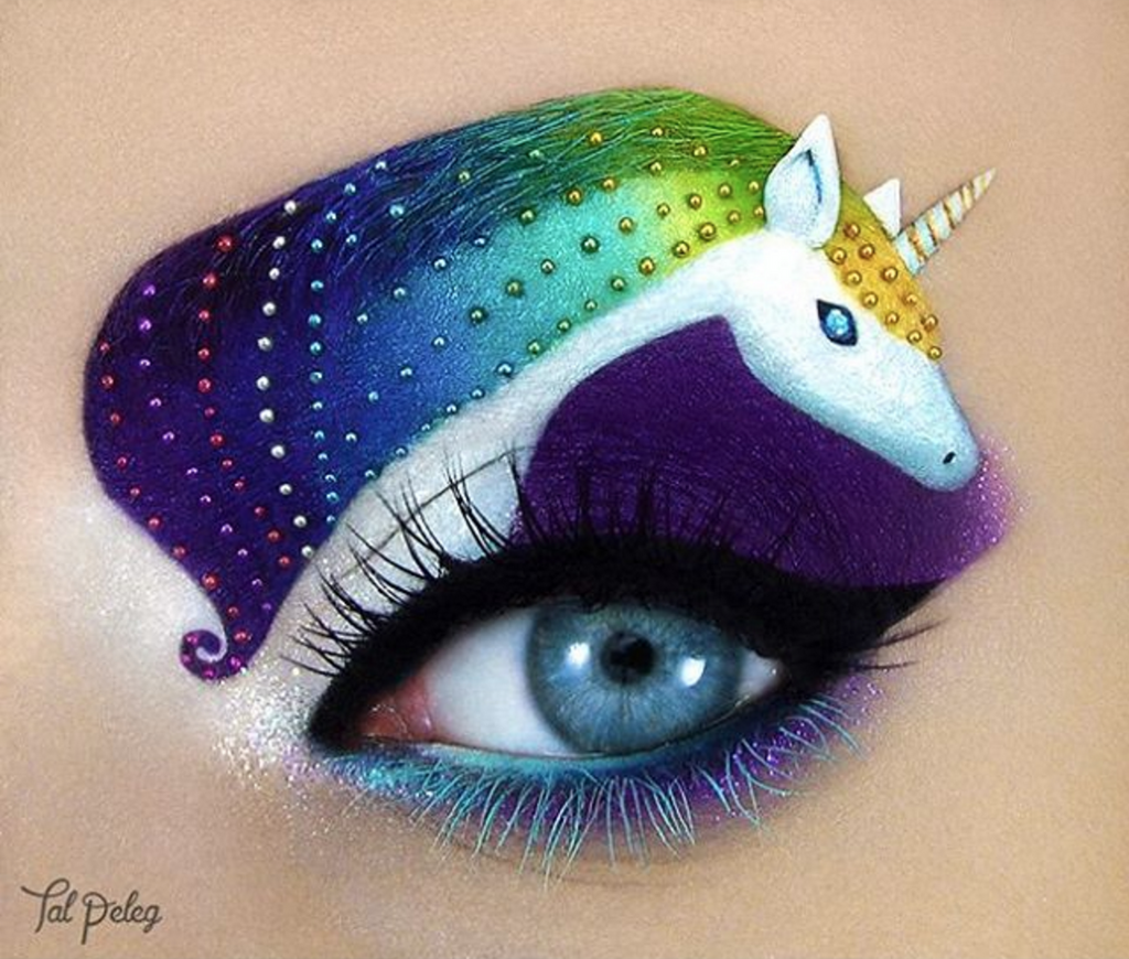 LOOK: 75 STUNNING MAKEUP MASTERPIECES CREATED BY INSTAGRAM ARTISTS USING ONLY MAKEUP!