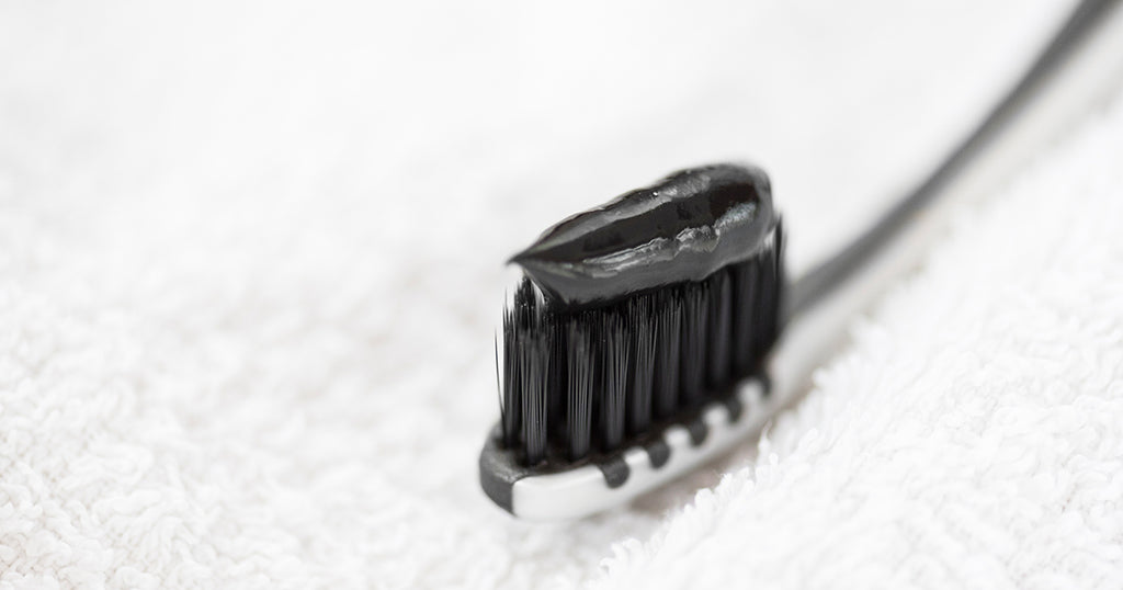 Everything You Need To Know About The Charcoal Trend, Part Two: Toothpaste