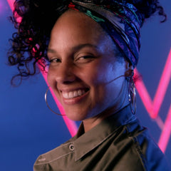 The Voice Alicia Keys No Makeup Not Wearing Makeup