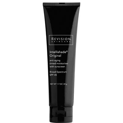 Best tinted moisturizer Revision Intellishade foundation moisturizer and sunscreen in one