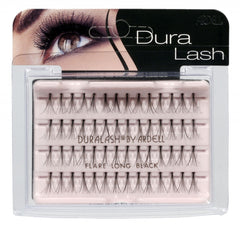 fake eye lashes for wedding day makeup by ardell dura tab lash