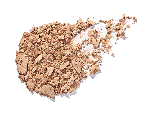 Natural Mineral Pressed Powder to give skin radiant glow in pan only refill metal pans
