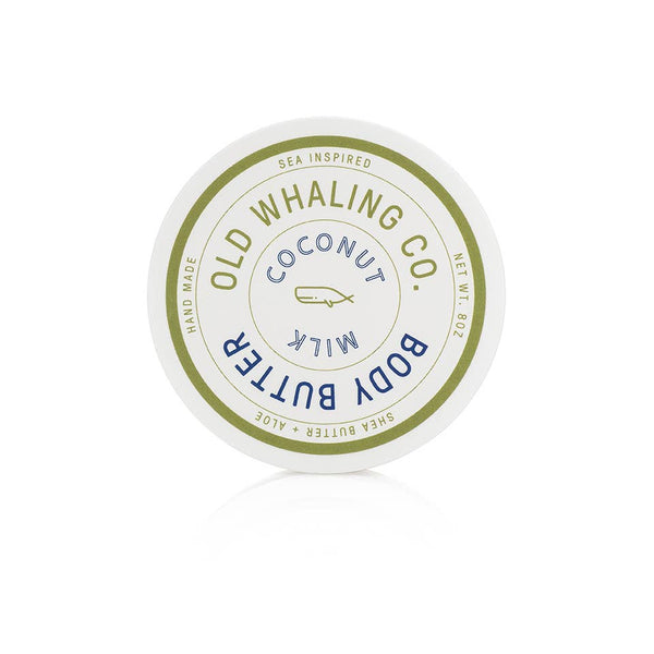 Old Whaling Company - Coconut Milk Body Butter 8oz