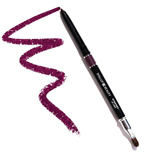 Dollup Beauty (Intense Berry) Automatic Lip Liner Pen