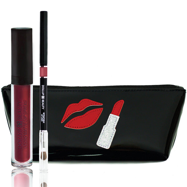 Words to Lip By Lippie Kit - Thank Goodness for Lipstick