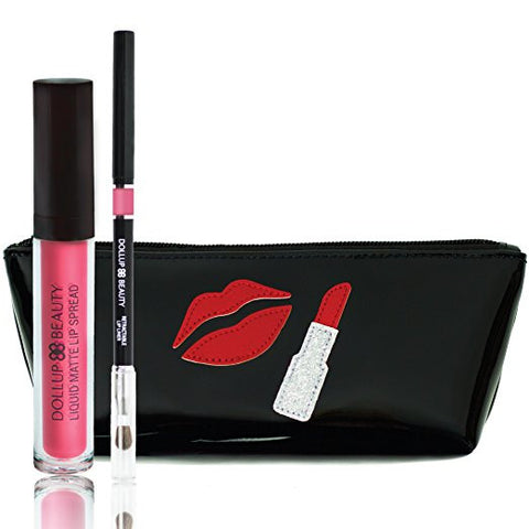 Words to Lip By Lippie Kit - There's Hope in Lipstick