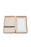DOLLUP CASE MAKEUP ORGANIZER ROSE GOLD