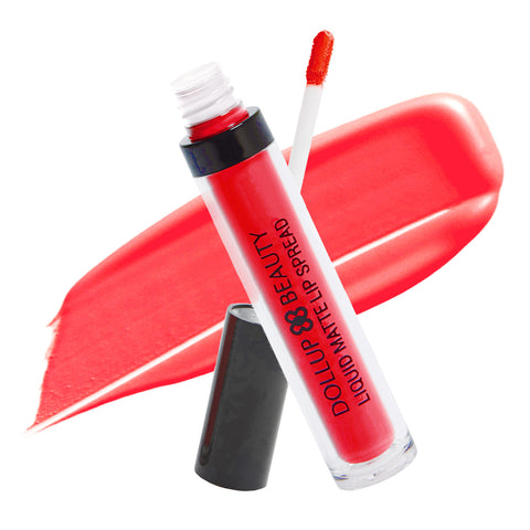 Hydrating Creme-De-Matte™ Lipstick in 'Laughter'