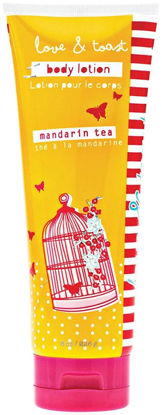 Mandarin Tea- Body Lotion
