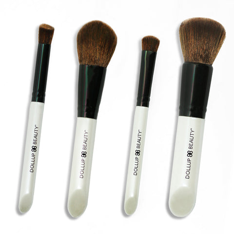 Bunny Soft™ Luxe Makeup Brushes