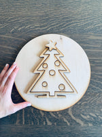 Load image into Gallery viewer, O' Christmas Tree Kit