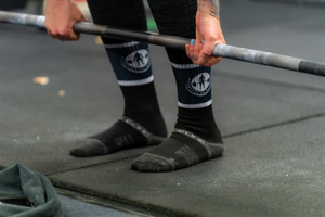 FB Deadlift Socks SMALL