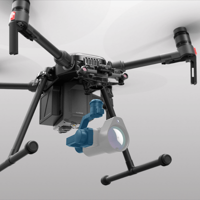 DJI X-Port - Opening The Door To Fast Payload-to-Drone Integration