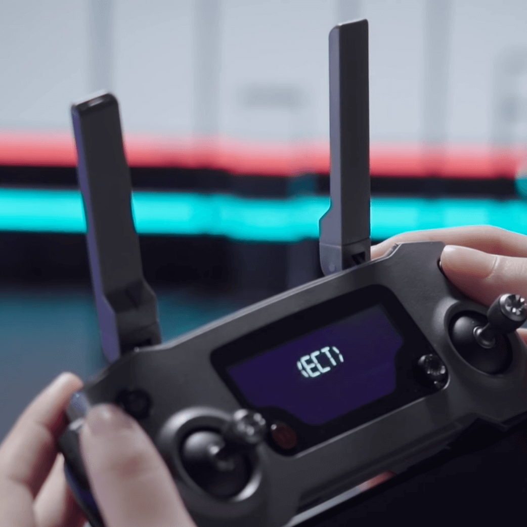 DJI Mavic 2: Connect or Reconnect Remote Controller