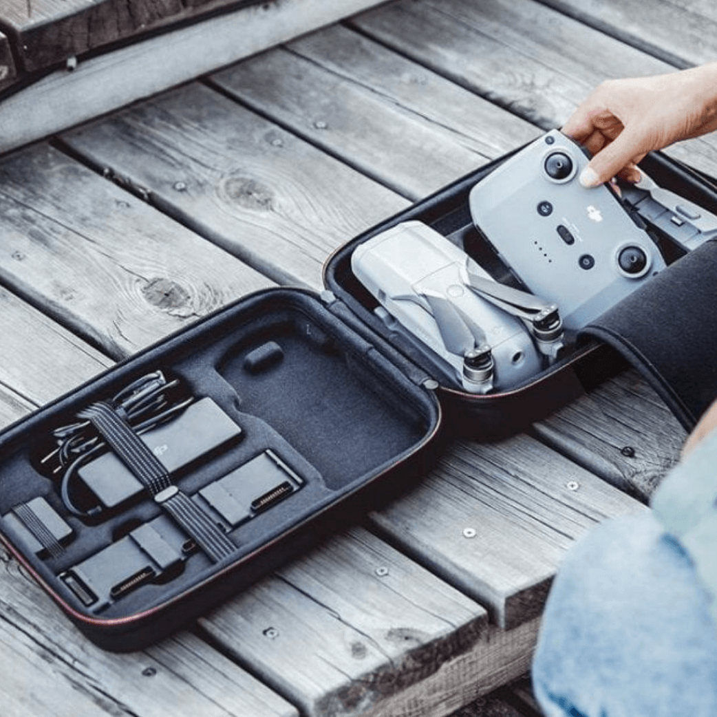 Best DJI Drone Cases, Backpacks and Bags