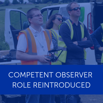Competent observer role reintroduced