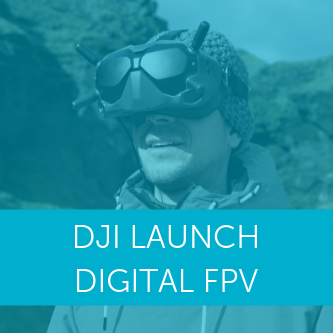 Take drone racing to the next level with new DJI Digital FPV System