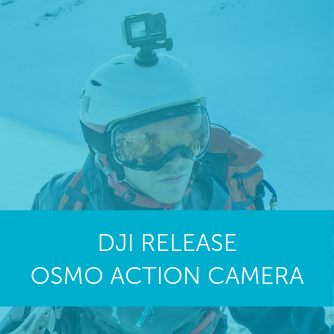 DJI Osmo Action camera launched