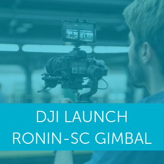 DJI Ronin-SC Launched