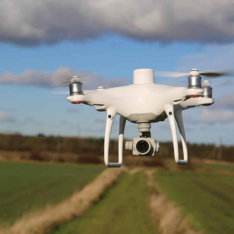 Heliguy and Terra Drone Europe reveal accuracy of the DJI Phantom 4 RTK