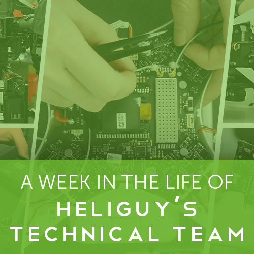 A Week in the Life of Heliguy's Technical Team
