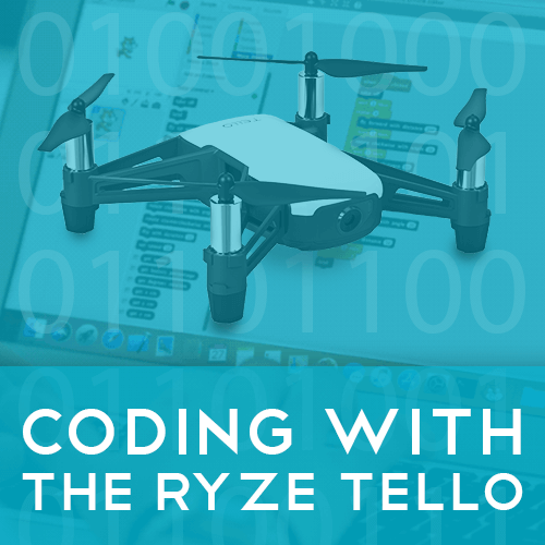 Coding with the Ryze Tello