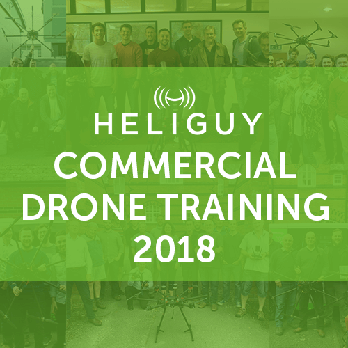 Heliguy Commercial Drone Training 2018
