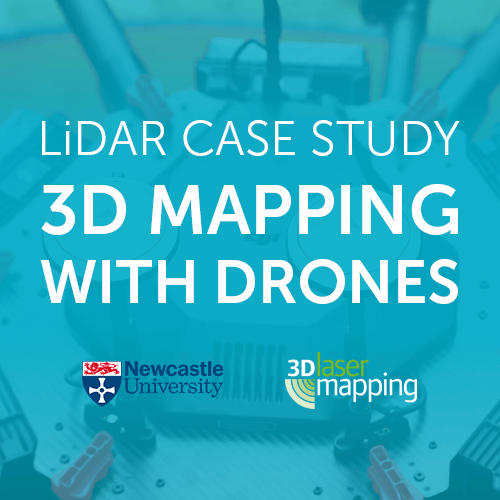 3D Mapping with Drones - LiDAR Case Study