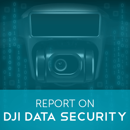Report on DJI Data Security Released
