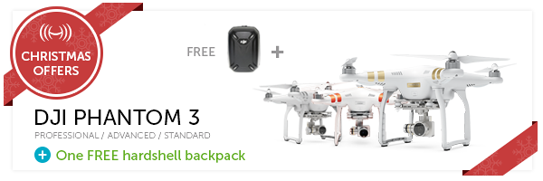 Heliguy Christmas Offers on  DJI Drones, Cameras and Stabilisers