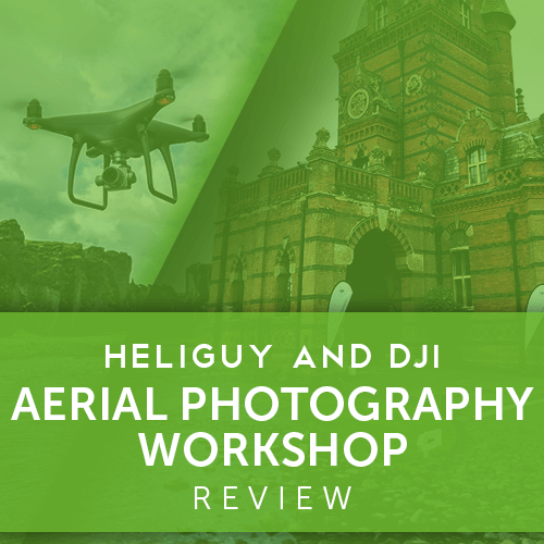 Heliguy and DJI Aerial Photography Workshop Review