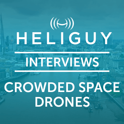 Heliguy Interviews Crowded Space Drones
