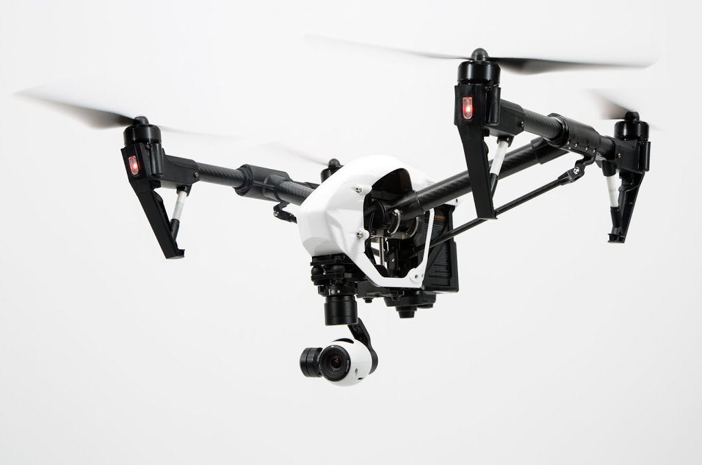 UK DJI Inspire 1 Repair Centre Available Now